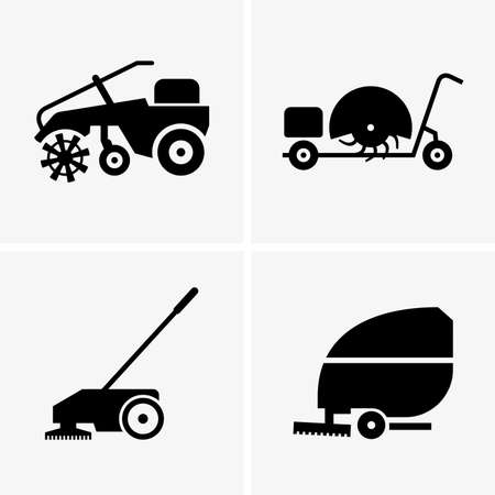 machines: Sweeper machines