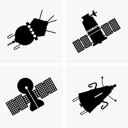 interplanetary: Satellites