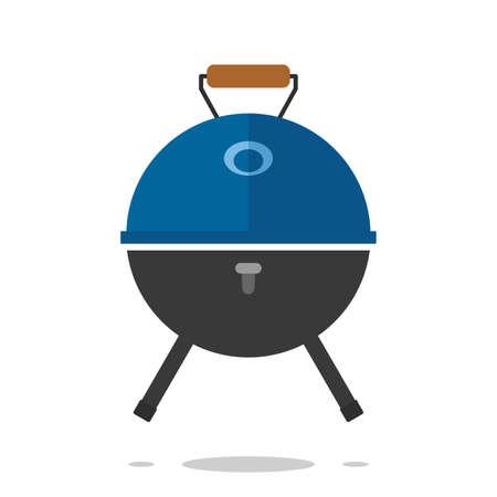 그릴: Barbecue grill