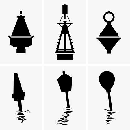 coast guard: Marine buoys