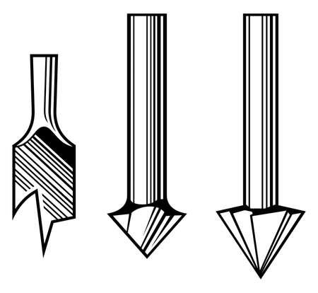 drill: Drill bits