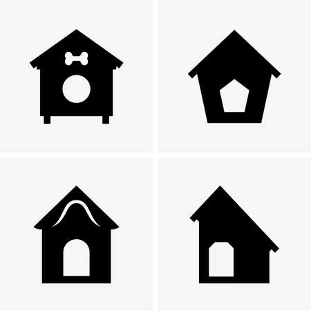 kennel: Dog Houses