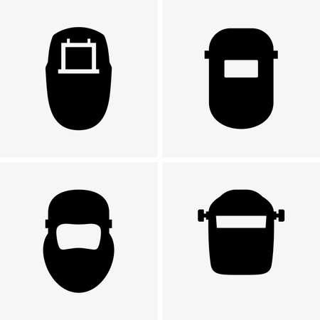 soldadura: máscaras de soldadura sombra fotos