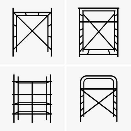 ladder: Scaffolding