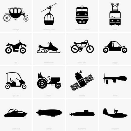 snowmobile: Vehicles and transport