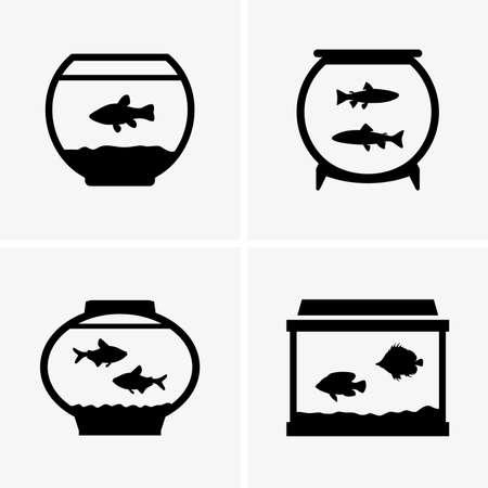 bowls: Fish bowls