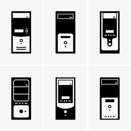 cases: Desktop computer cases