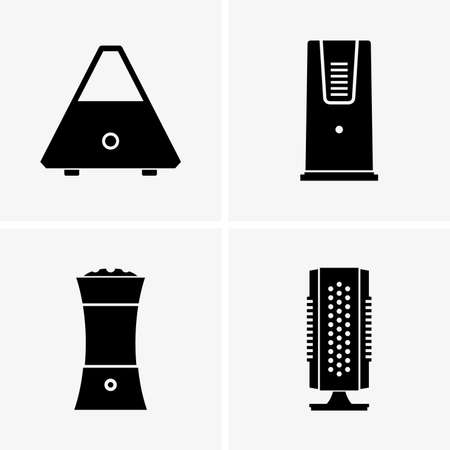 humidifier: Air ionisers Illustration