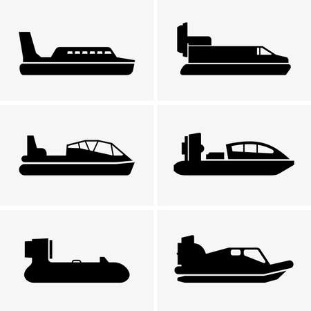 the hovercraft: Hovercrafts