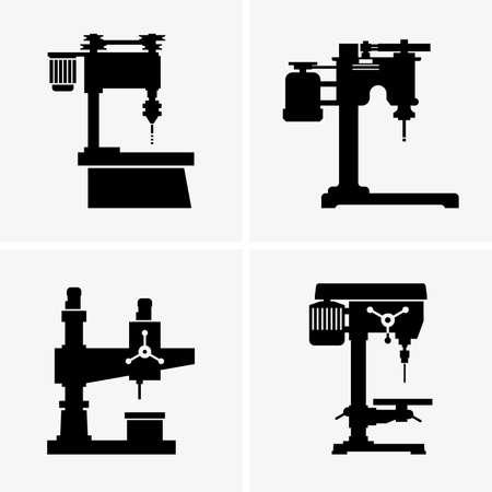 machines: Drilling machines