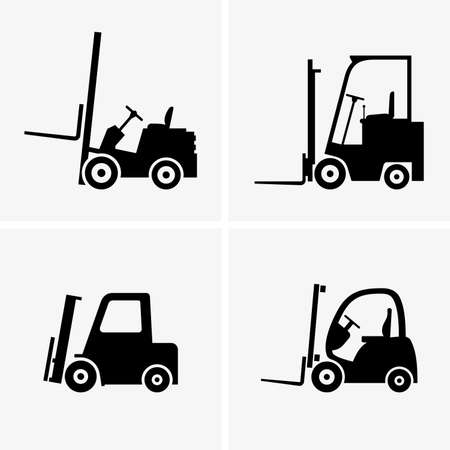 Forklifts shade pictures