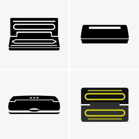 sealing: Mini vacuum sealing machines shade pictures