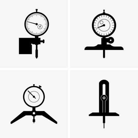 probe: Depth gauges Illustration
