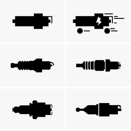 plugs: Car spark plugs