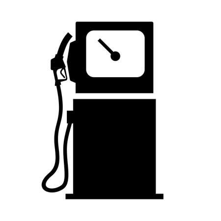 column: Fuel filling column