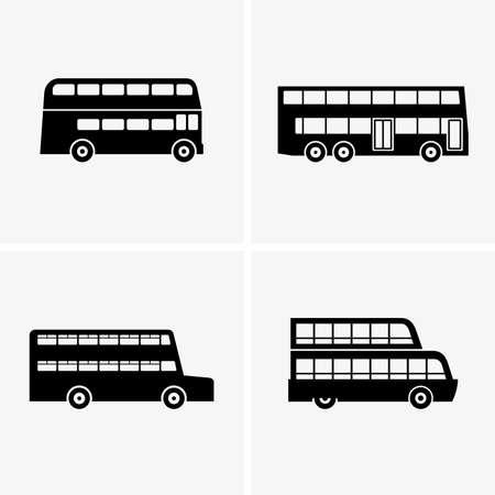 decker: Double decker buses