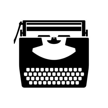 typewriter machine: Typewriter, shade picture