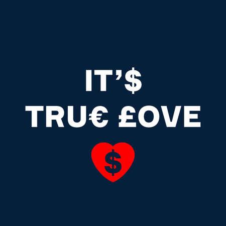 venality: Its true love
