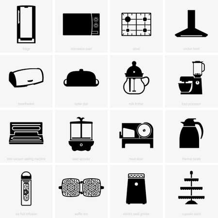 iron: Kitchen objects, shade pictures