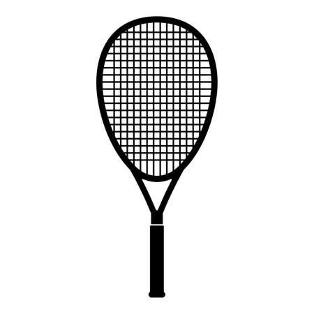 tennis racquet: Tennis racquet, shade picture