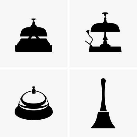 recepcion: campanas de recepción, imágenes de sombra