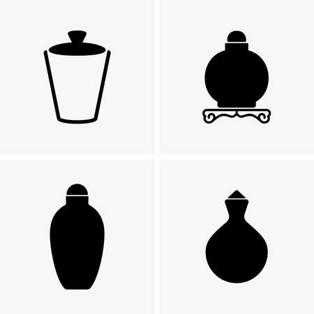 snuff: Snuff bottles, shade pictures