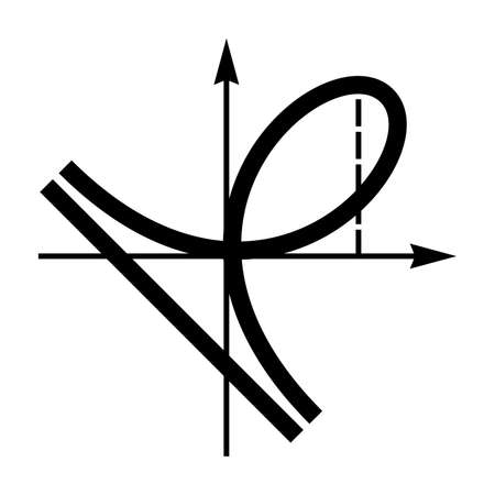 engineering icon: mathematics Illustration