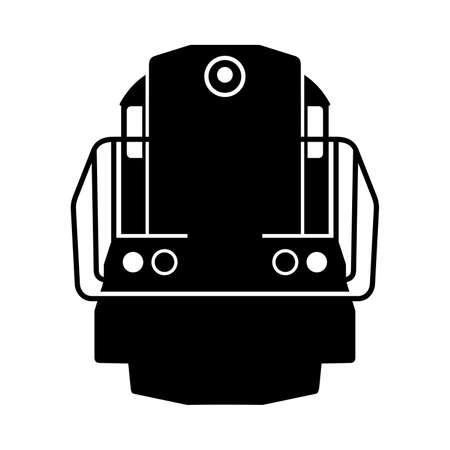 diesel: Diesel locomotive, shade picture