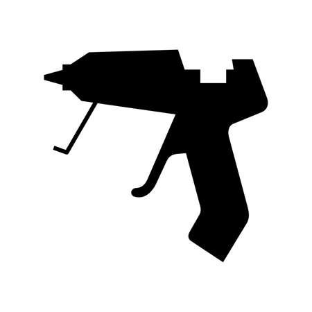 silicone gun: Glue gun, shade picture Illustration