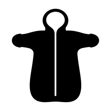 sleeping bags: Winter baby sleeping bag, shade picture