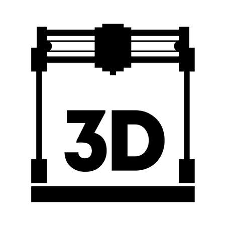 polymerization: 3d printer, shade picture