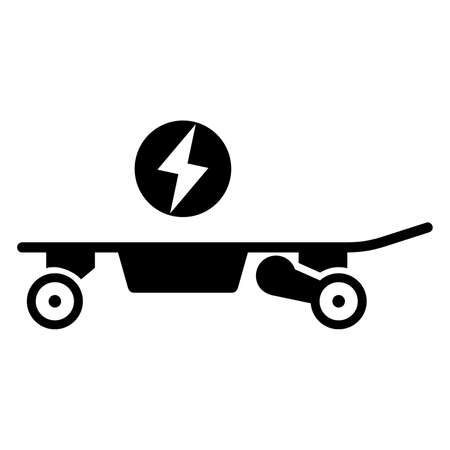 transporter: Electric skateboard, shade picture