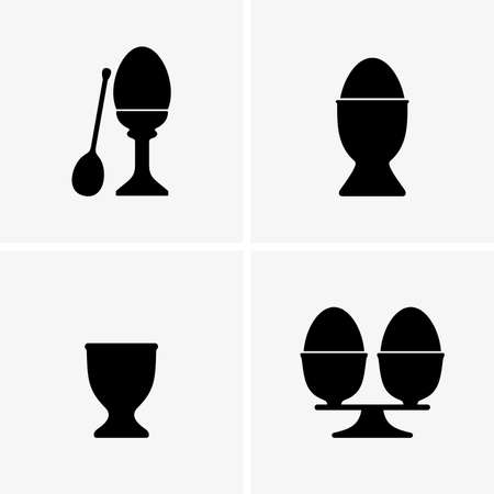 egg cups: Egg cups, shade pictures