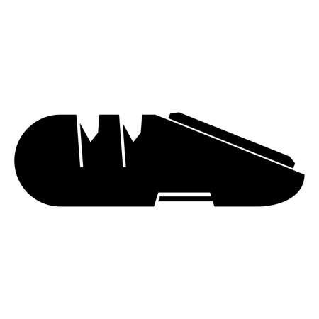 sacapuntas: Afilador de cuchillos, cortina cuadro
