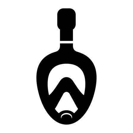 snorkel: Snorkel mask, shade picture