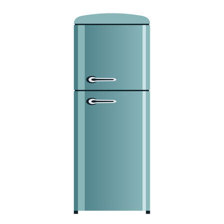 frig: Two-compartment refrigerator