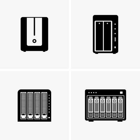 attached: Network attached storages