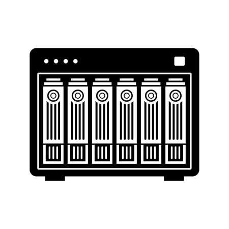 storage: Network attached storage