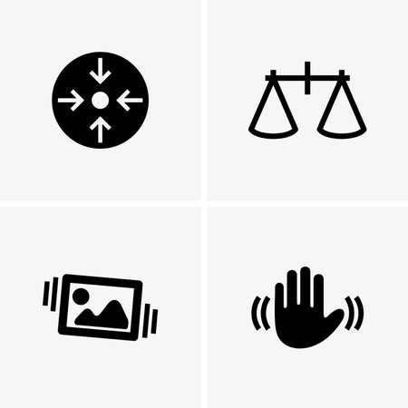 stabilization: Stabilization symbols