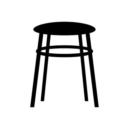 stool: Kitchen stool, shade picture
