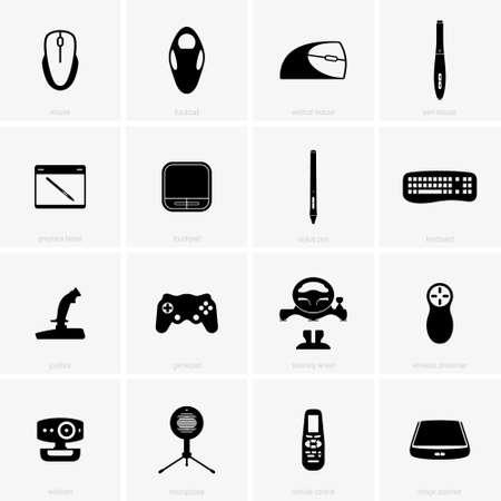 input devices Illustration