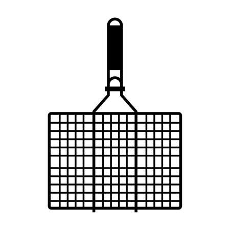 grid: Barbecue grill grid