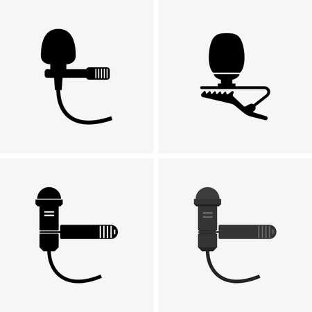 lapel: Lapel microphones, shade pictures