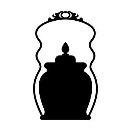 pickle: Pickle castor, shade picture Illustration