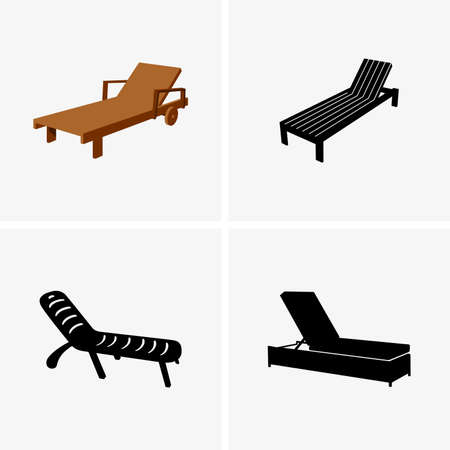 chairs: deck chairs