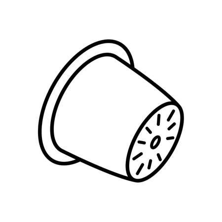 capsule: Coffee capsule