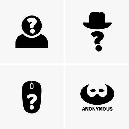 anonymous: Anonymous symbols