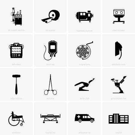 equipment: hospital equipment