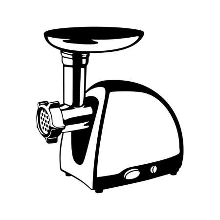 meat  grinder: electric meat grinder