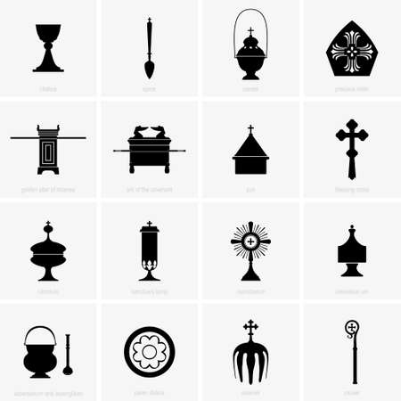 Religious and Mass Items Stock Vector - 71247421